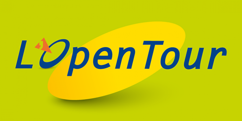 Illustration : OPEN TOUR